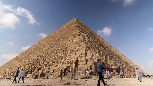 Egypt's Great Pyramid Uncovered - Egypt's Great Pyramid Uncovered