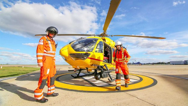 Emergency Helicopter Medics - Emergency Helicopter Medics