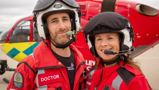 Emergency Helicopter Medics