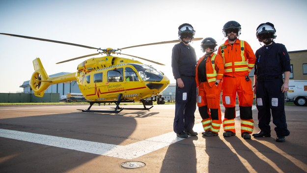 Emergency Helicopter Medics - Series 3 Episode 8