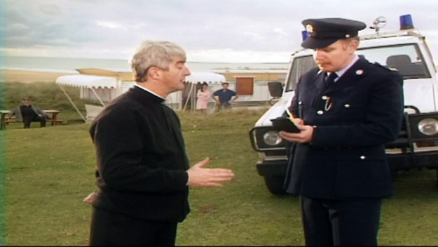 Father Ted - Hell