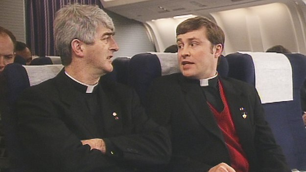Father Ted - Flight Into Terror