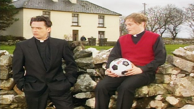 Father Ted - Old Grey Whistle Theft