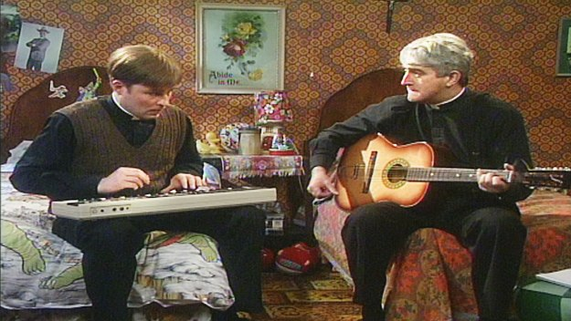 Father Ted - A Song For Europe