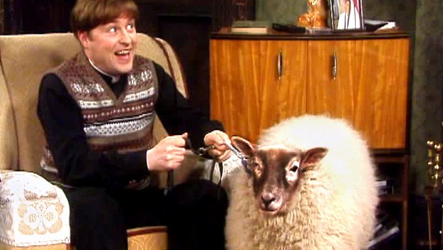 Father Ted - Chirpy Burpy Cheap Sheep