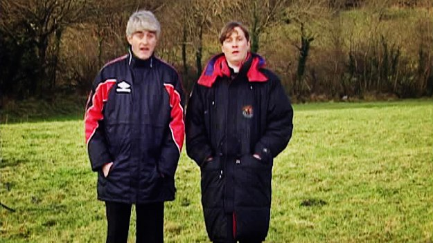 Father Ted - Escape From Victory