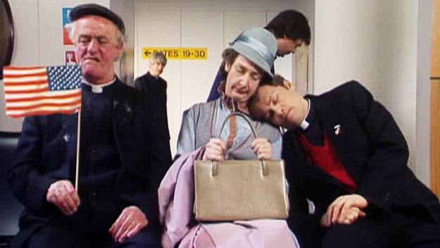 Father Ted - Going To America
