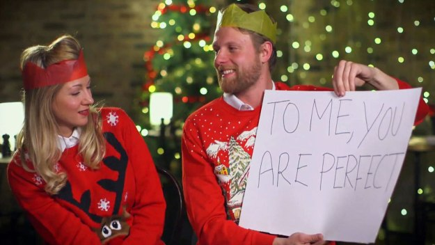 First Dates - First Dates At Christmas 2016