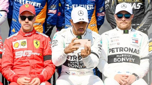Formula 1 ® - Italian Gp Qualifying Highlights