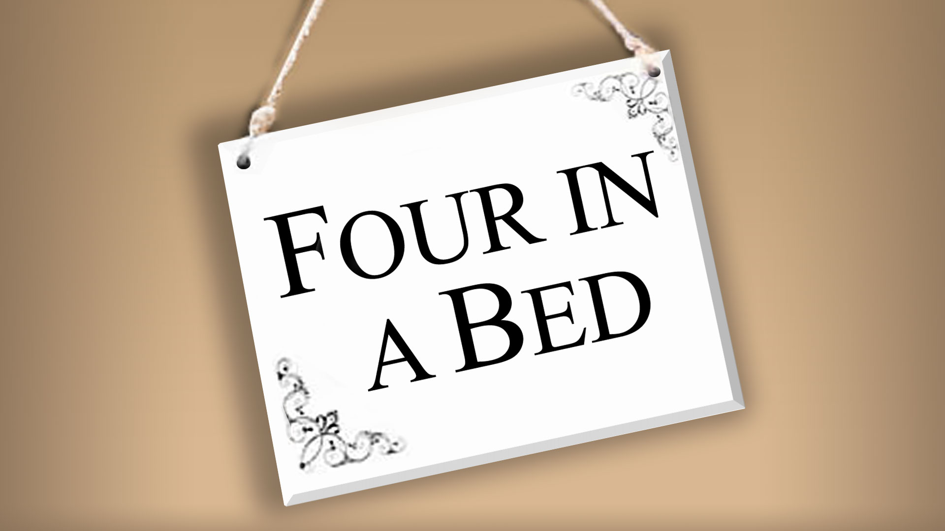 Four in a Bed - All 4