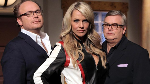 Four Rooms - Profiles - All 4