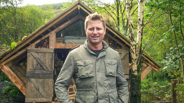 George Clarke's Amazing Spaces - Camping Trailer & Mobile Classroom