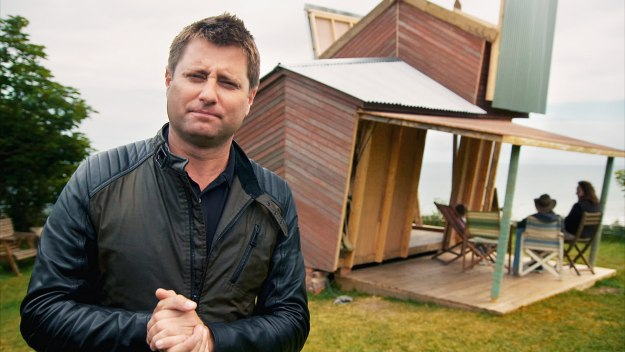George Clarke's Amazing Spaces - Cliff Top Retreat And Garden Pavilion