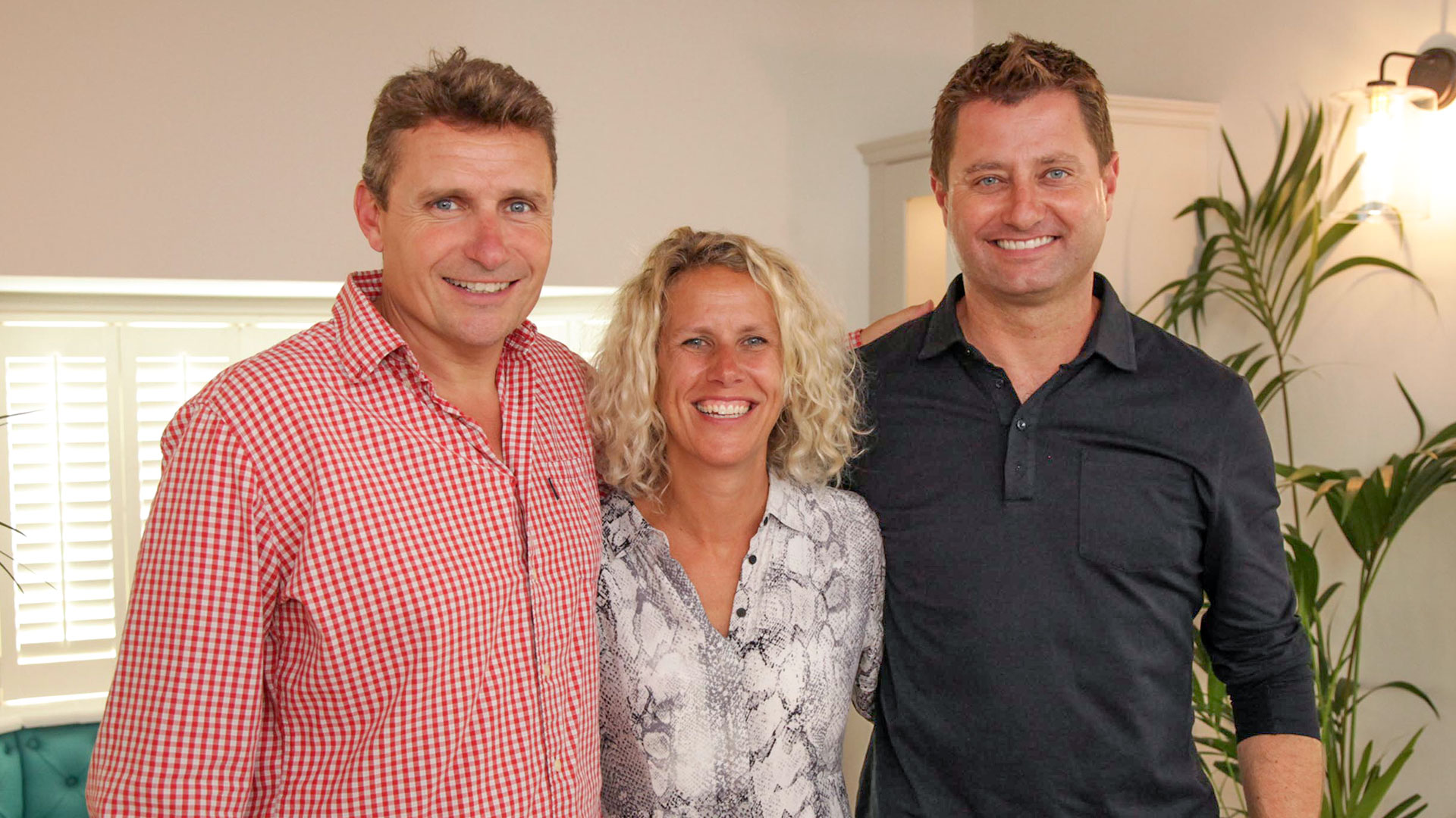 George Clarke's Old House, New Home - All 4