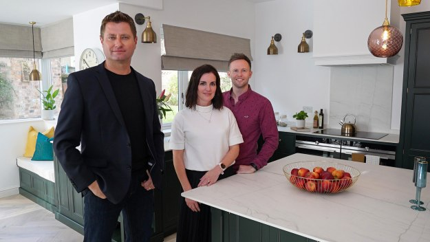 George Clarke's Old House, New Home - Series 6 Episode 3: Didsbury And Hove