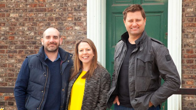 George Clarke's Old House, New Home - Series 5 Episode 3: Pocklington & Glossop