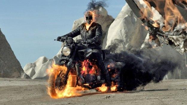 Ghost Rider Spirit Of Vengeance All 4