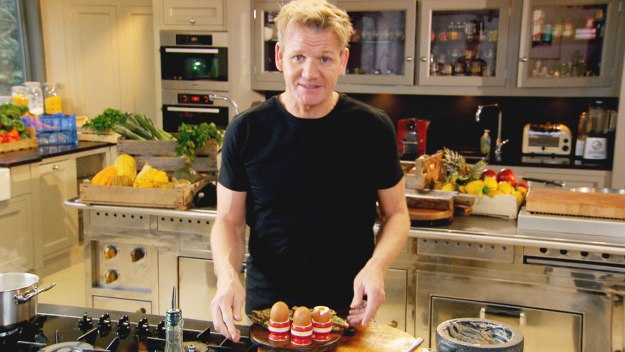 Image result for Gordon Ramsay cooking