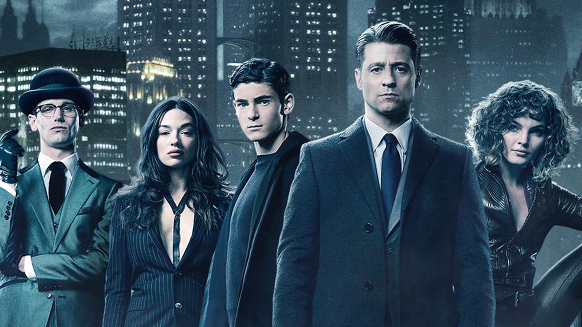 Gotham is coming to an end with this season