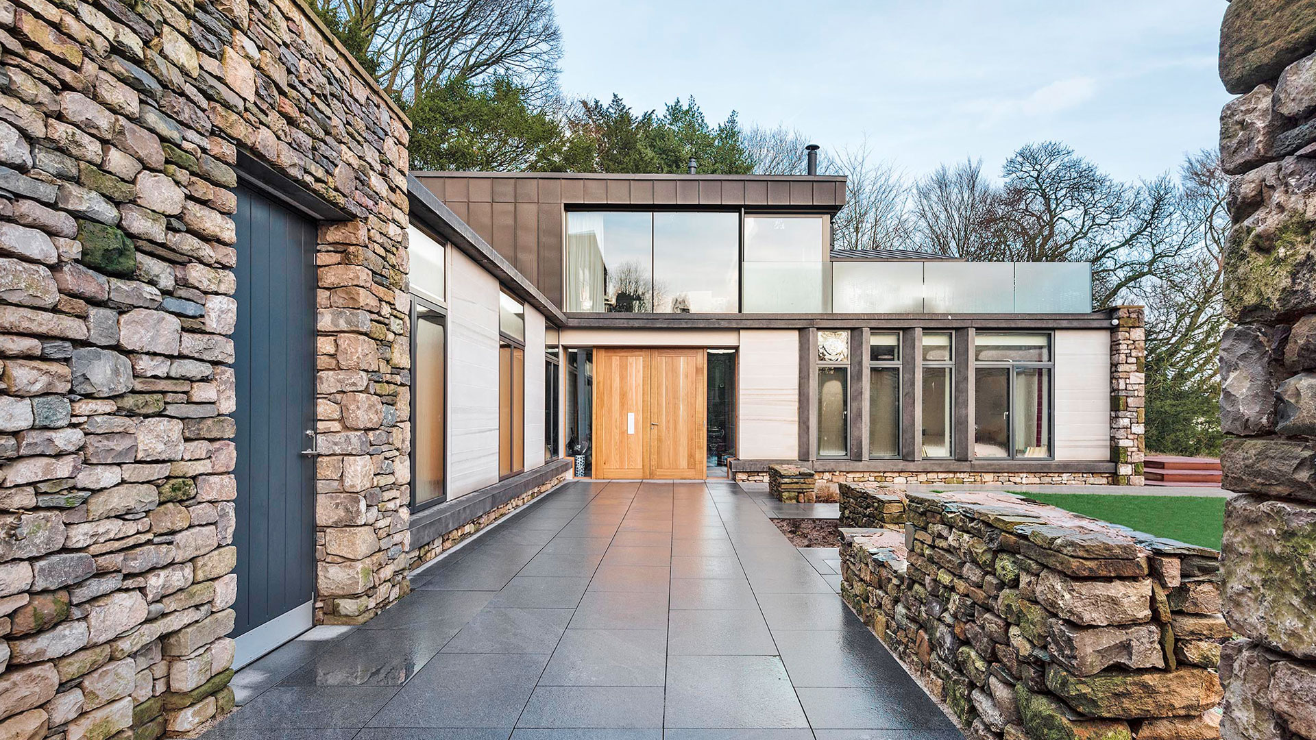 Grand designs house of the year all 4 for Grand design homes