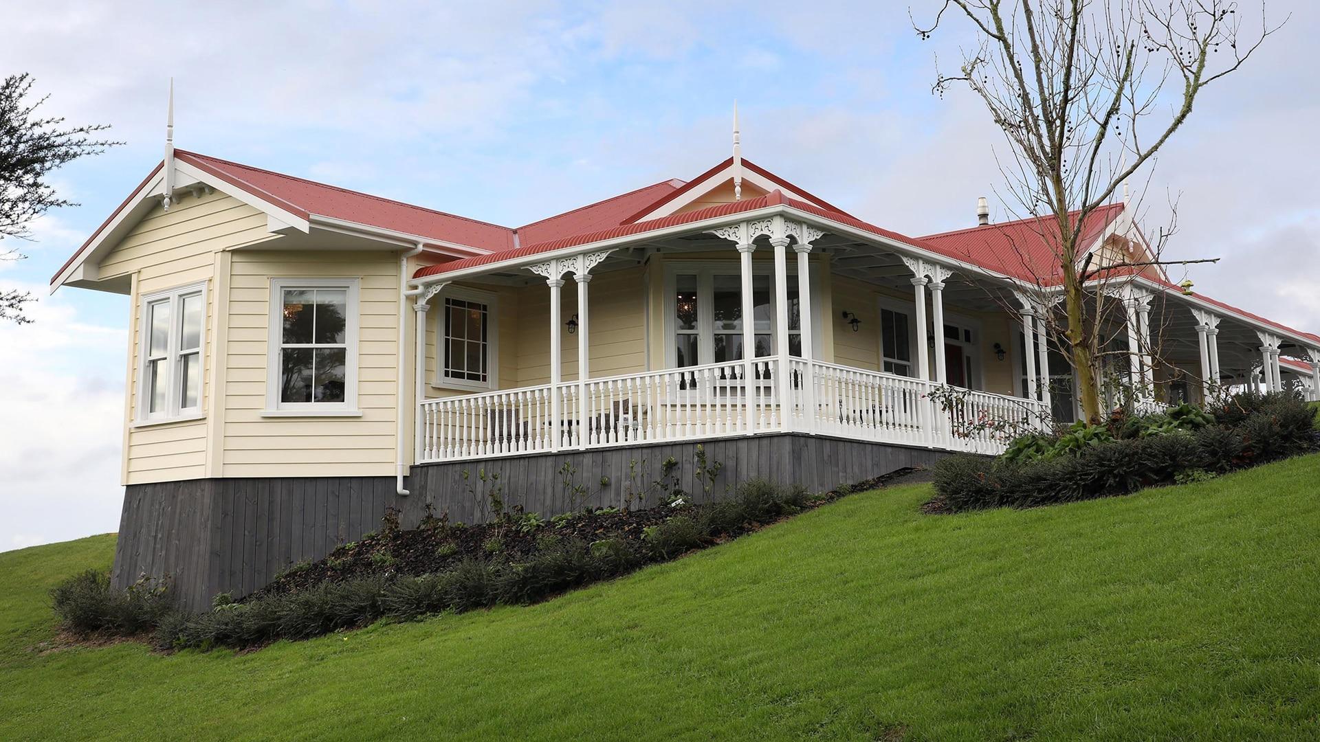 Grand Designs New Zealand All 4