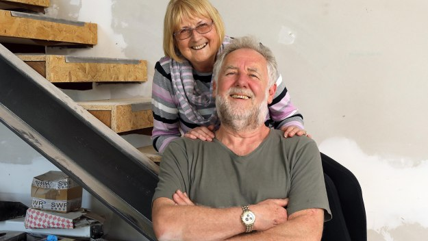 Grand Designs: The Street - Terry & Olwen And Lynn