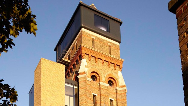 Grand Designs - Kennington, 2012