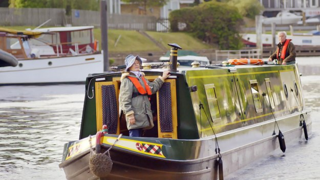 Great Canal Journeys - Series 3 Episode 1: London's Lost Route To The Sea