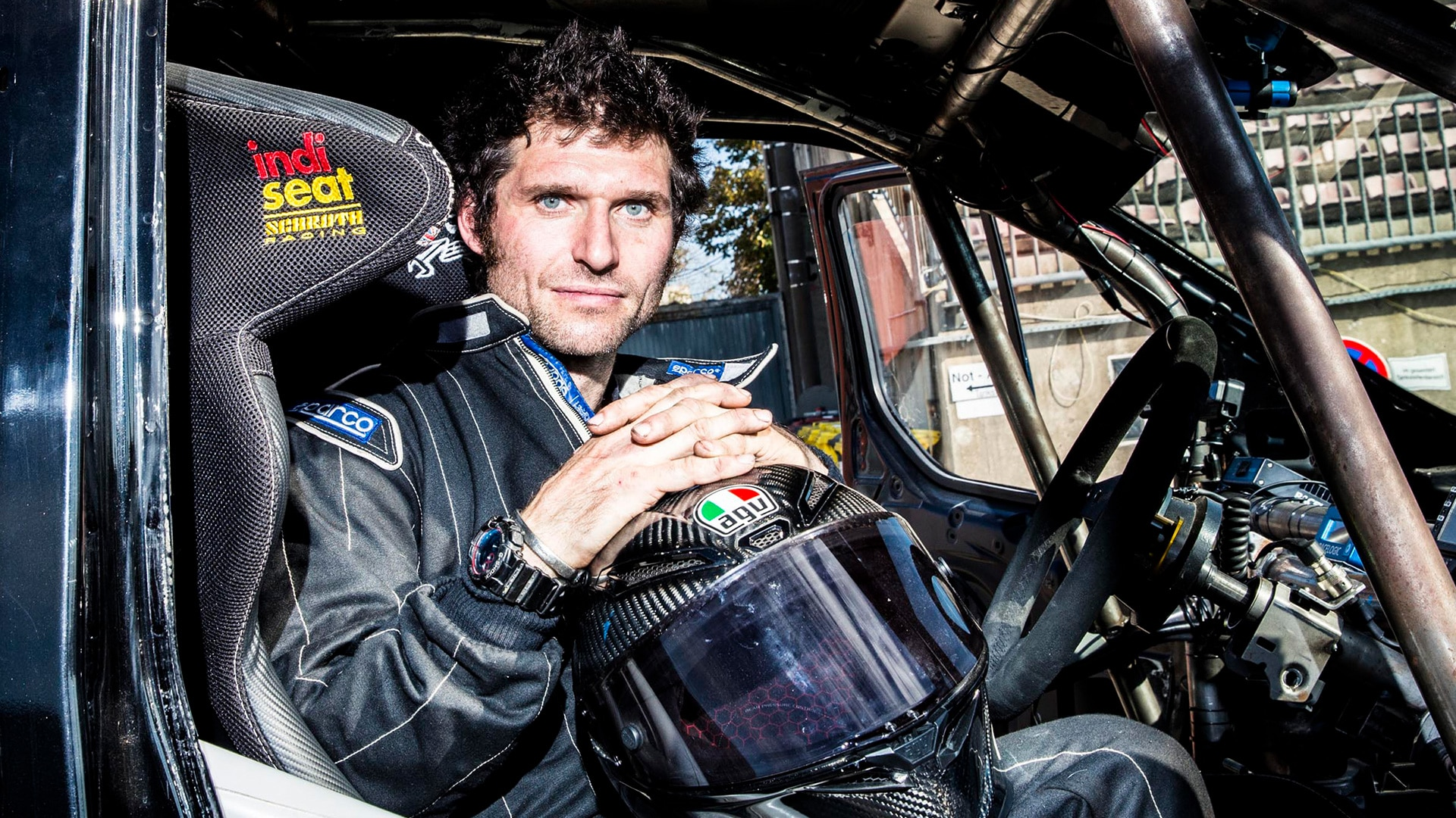 Guy Martin The Worlds Fastest Van