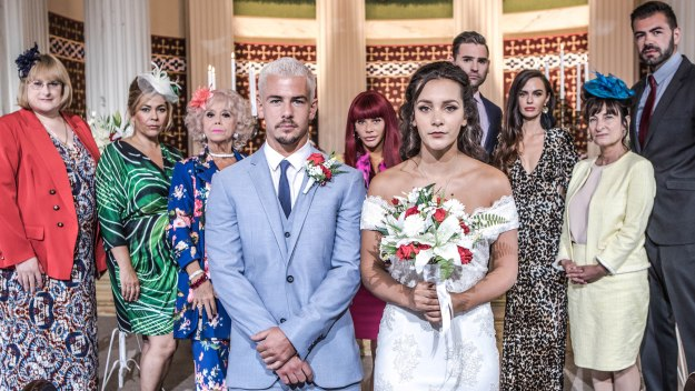 Hollyoaks - Wed 10 Oct, 6.30pm