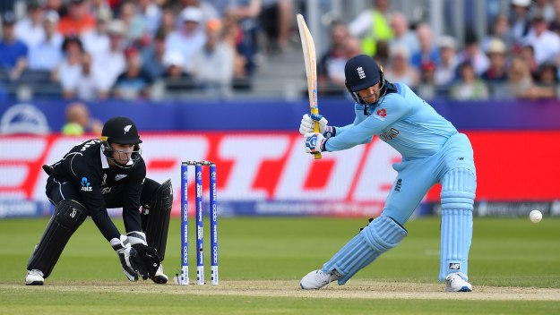 Icc Cricket World Cup - Day 35: England V New Zealand