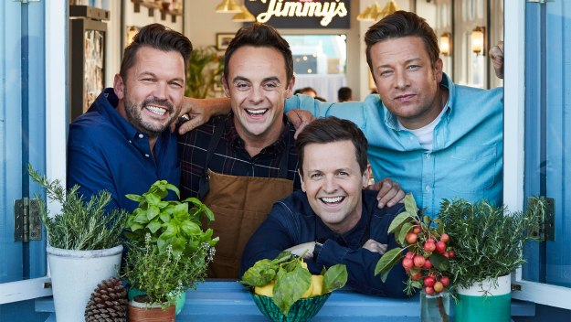 Jamie And Jimmy's Friday Night Feast - Series 7 Episode 2: Ant & Dec, Coffee, Crispy Chicken