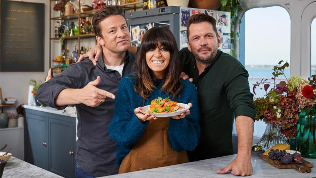 Jamie And Jimmy's Friday Night Feast - Series 7 Episode 5: Claudia Winkleman And Butter Chicken