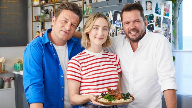 Jamie And Jimmy's Friday Night Feast - Series 7 Episode 6: Saoirse Ronan And A Chinese Takeaway