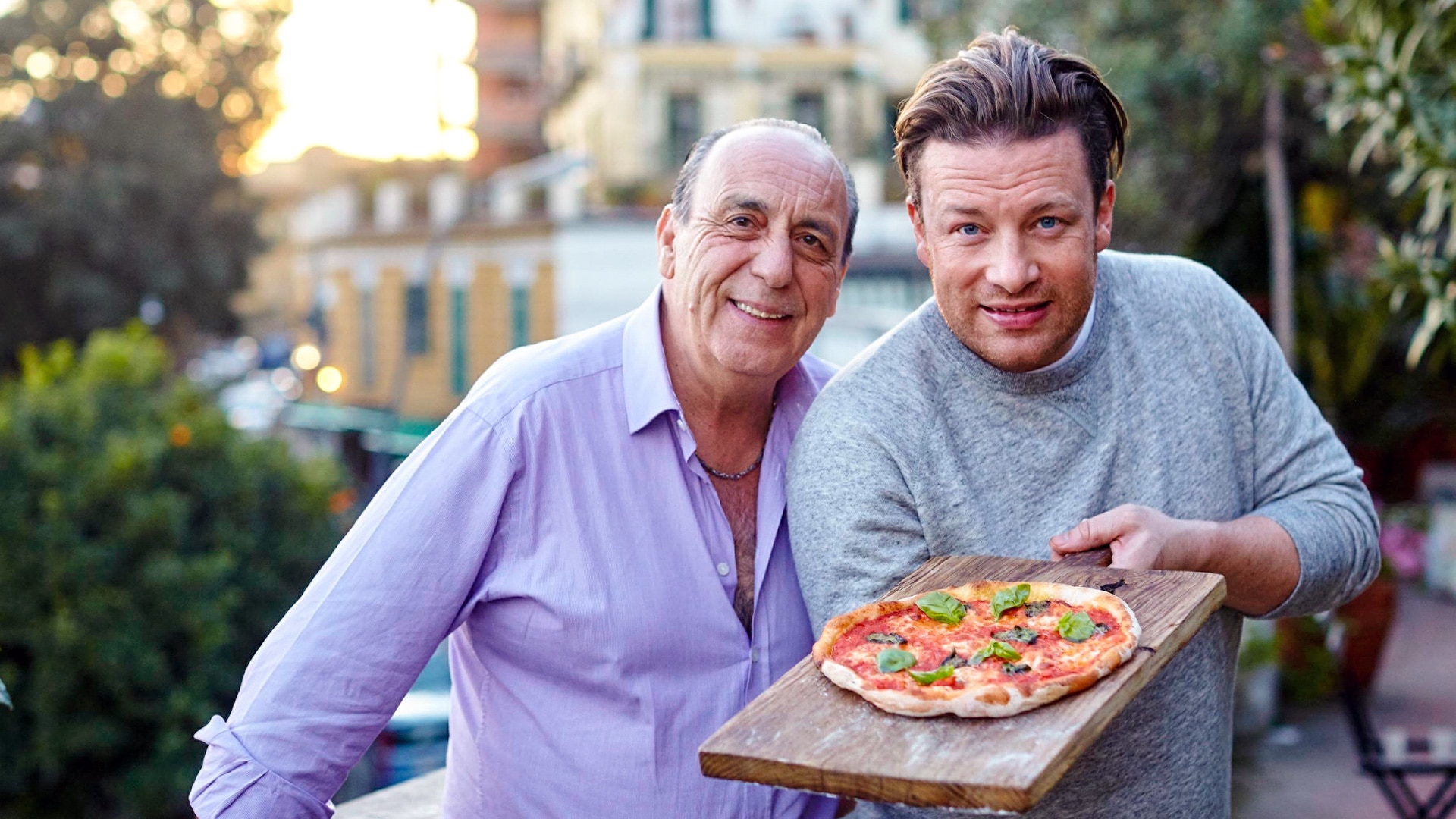 Jamie Cooks Italy - All 4