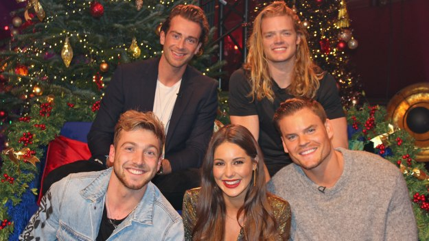 Made In Chelsea - Made In Chelsea's Big Christmas Quiz