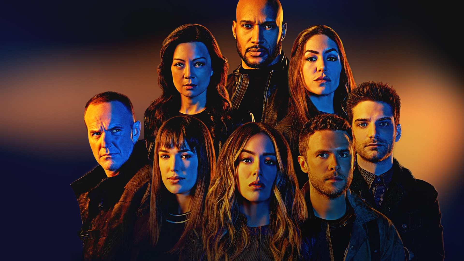 Marvel's Agents of S H I E L D  - All 4