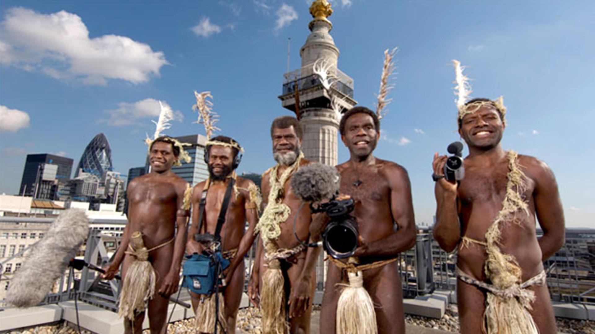 Meet the Natives - All 4