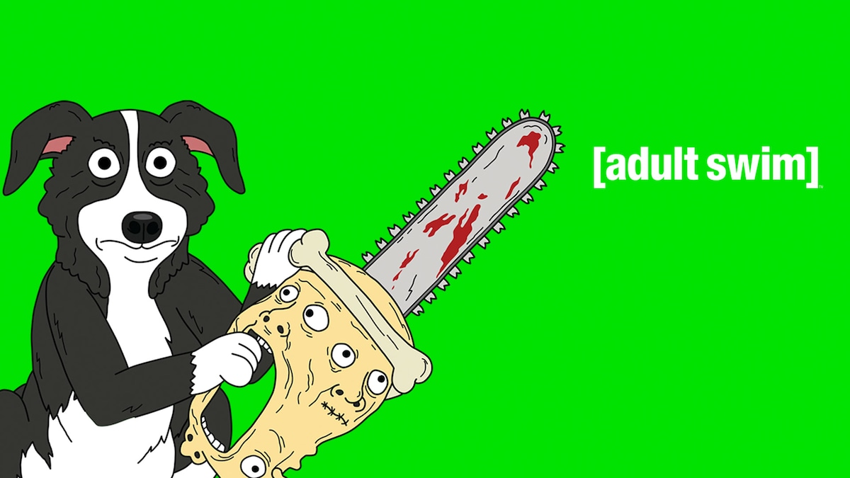 Mr Pickles Blade