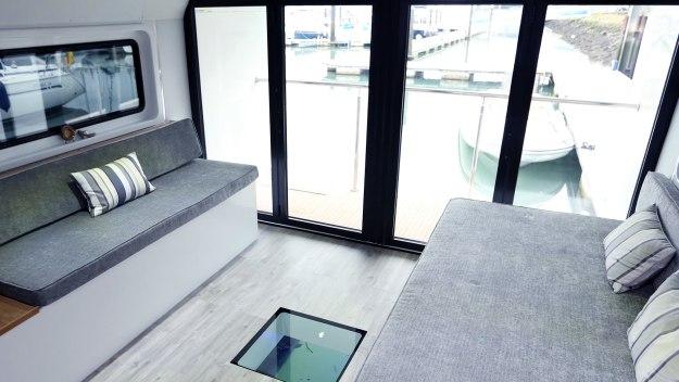 My Floating Home - Southampton & Futuristic Fibreglass
