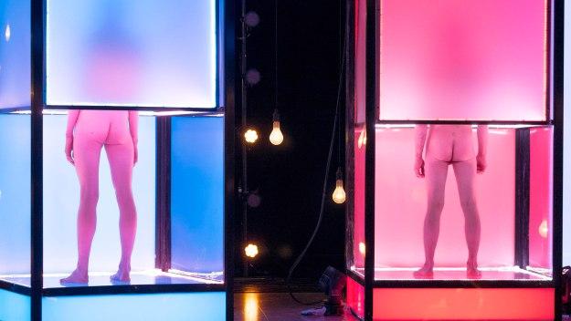 Naked Attraction - Series 1 Episode 4: Sapphire & Kieron