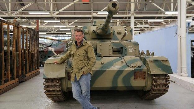 Nazi War Machines: Secrets Uncovered - The Panzers