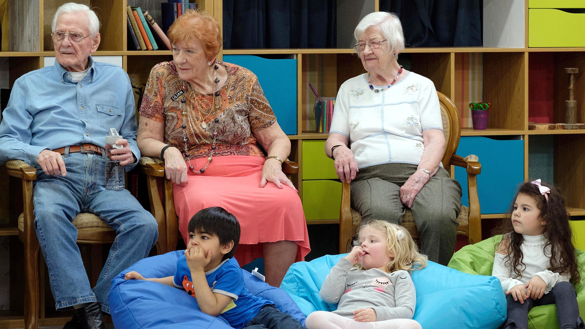 Old People s Home for 4 Year Olds All 4