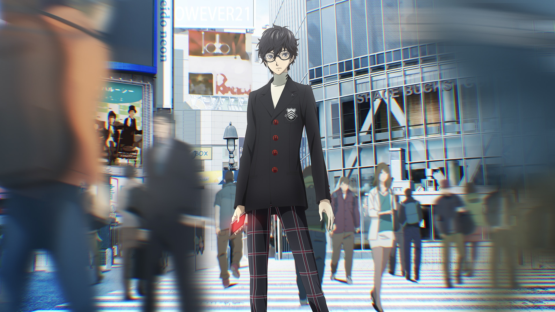 Persona 5 the animation episode 9