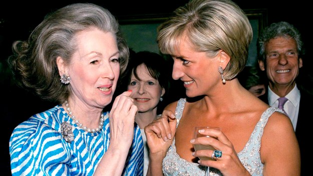 Princess Diana's 'wicked' Stepmother - Princess Diana's 'wicked' Stepmother