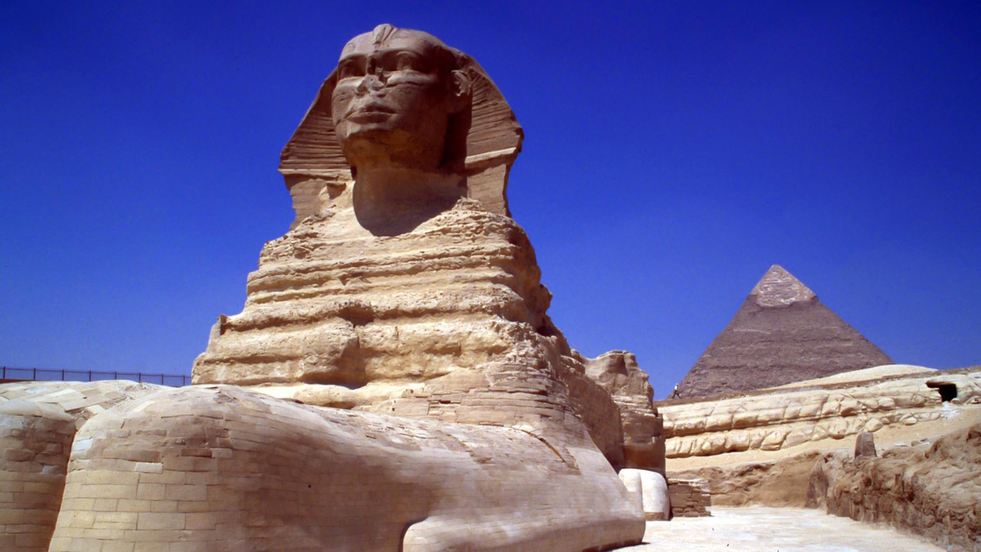 Egypt's Great Pyramid: The New Evidence - On Demand - All 4