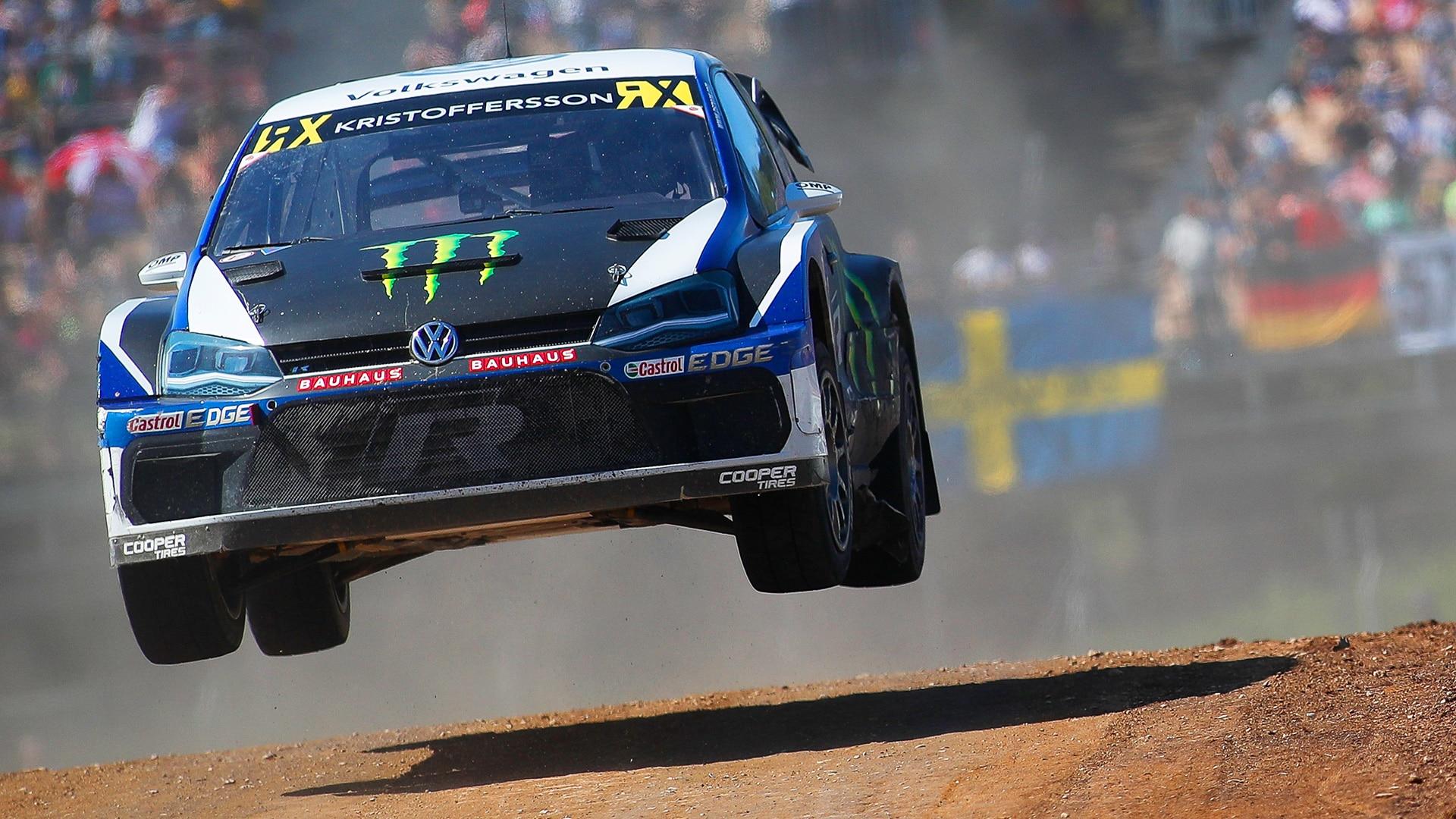 Rallycross: FIA World Championship - All 4