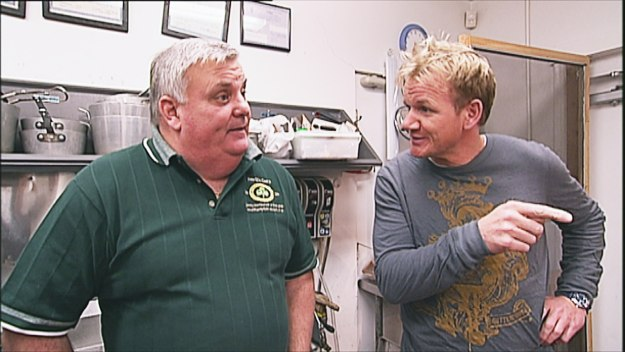 Ramsay's Kitchen Nightmares Usa - Gordon Returns