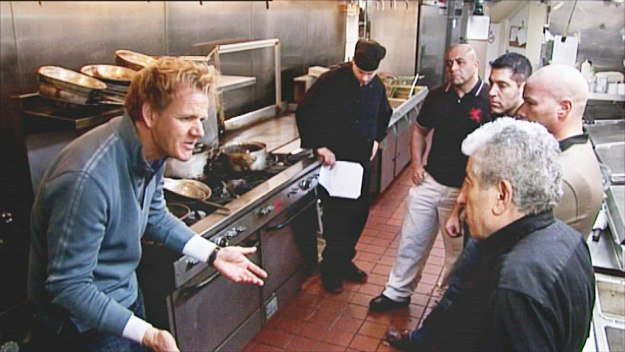 Ramsay's Kitchen Nightmares Usa - Jack's Waterfront