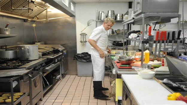 Ramsay's Kitchen Nightmares Usa - Hot Potato Cafe